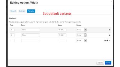 модуль-калькулятор расчета стоимости товара для CS-Cart